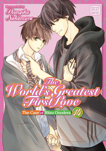 World's Greatest First Love Manga Volume 14
