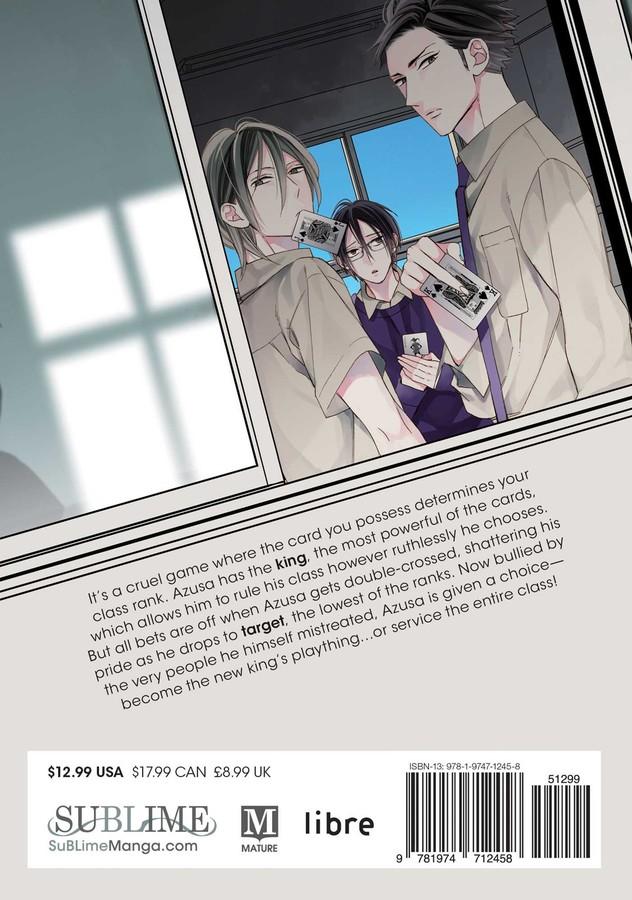 Caste Heaven Manga Volume 1