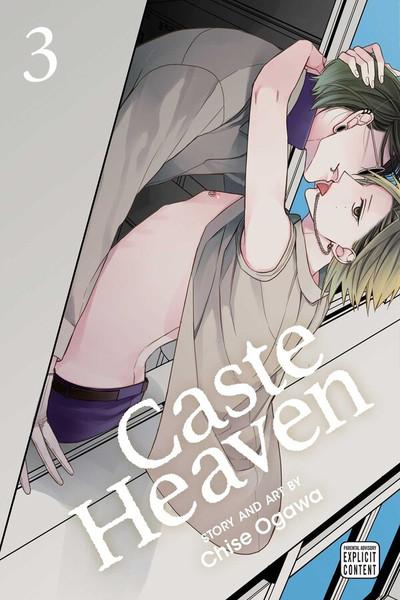 Caste Heaven Manga Volume 3