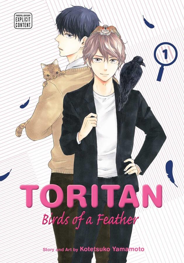 Toritan Birds of a Feather Manga Volume 1