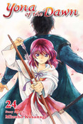 Yona of the Dawn Manga Volume 24