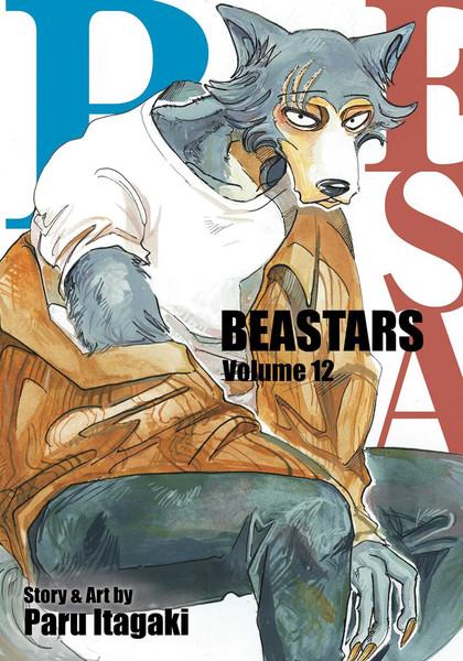 Beastars Manga Volume 12
