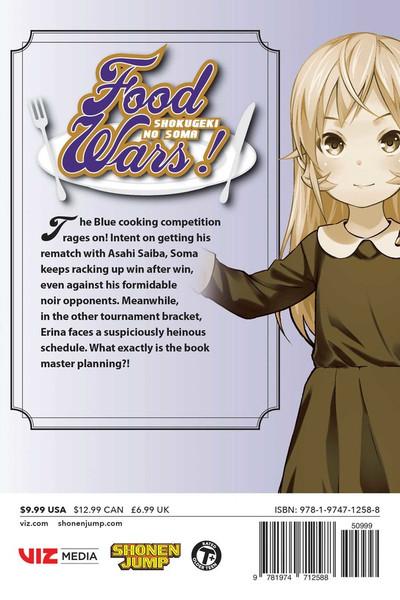 Food Wars! Manga Volume 35