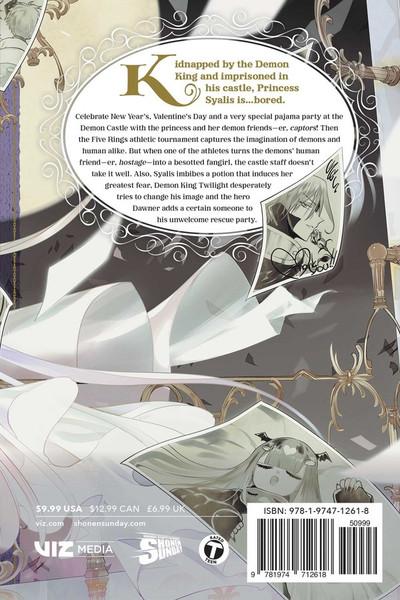 Sleepy Princess in the Demon Castle Manga Volume 11