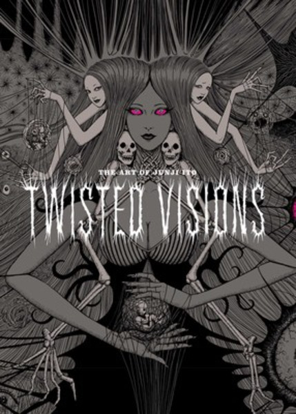 The Art Of Junji Ito: Twisted Visions Artbook (Hardcover)
