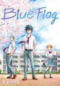 Blue Flag Manga Volume 1