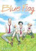 Blue Flag Manga Volume 2