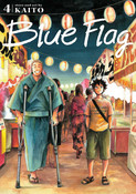 Blue Flag Manga Volume 4