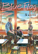 Blue Flag Manga Volume 5