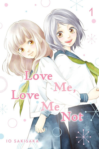 Love Me, Love Me Not Manga Volume 1