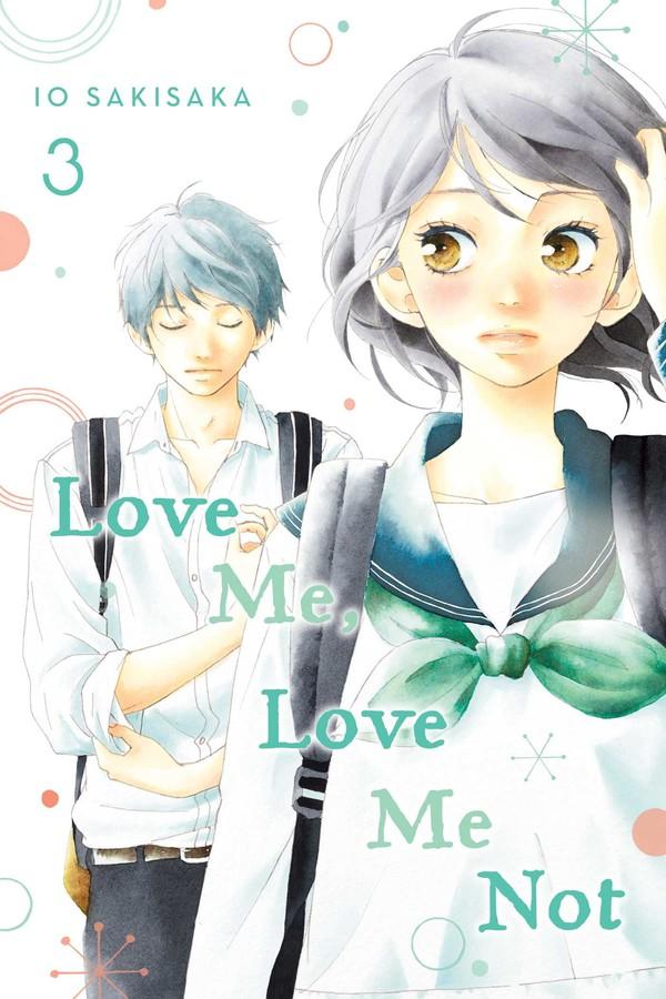 Love Me, Love Me Not Manga Volume 3