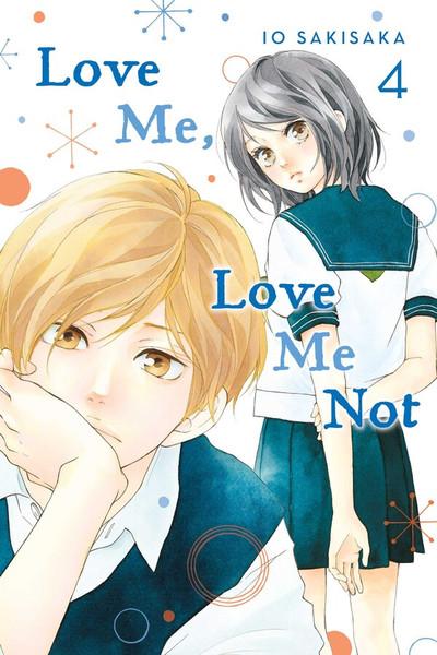 Love Me Love Me Not Manga Volume 4