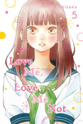 Love Me Love Me Not Manga Volume 5