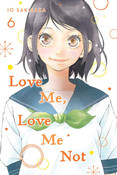 Love Me Love Me Not Manga Volume 6