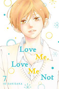 Love Me, Love Me Not Manga Volume 7