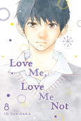 Love Me, Love Me Not Manga Volume 8