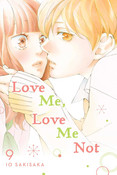 Love Me, Love Me Not Manga Volume 9