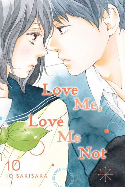 Love Me, Love Me Not Manga Volume 10