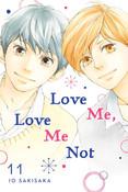 Love Me, Love Me Not Manga Volume 11