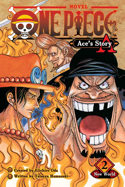 One Piece Ace's Story Novel Volume 2