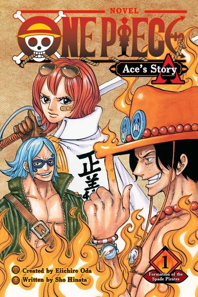 One Piece Ace's Story Novel Volume 1