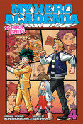 My Hero Academia School Briefs Novel Volume 4