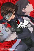 Persona 5 Manga Volume 4