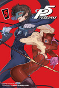 Persona 5 Manga Volume 5