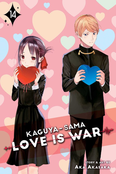 Kaguya-sama Love Is War Manga Volume 14