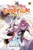 Twin Star Exorcists Manga Volume 19