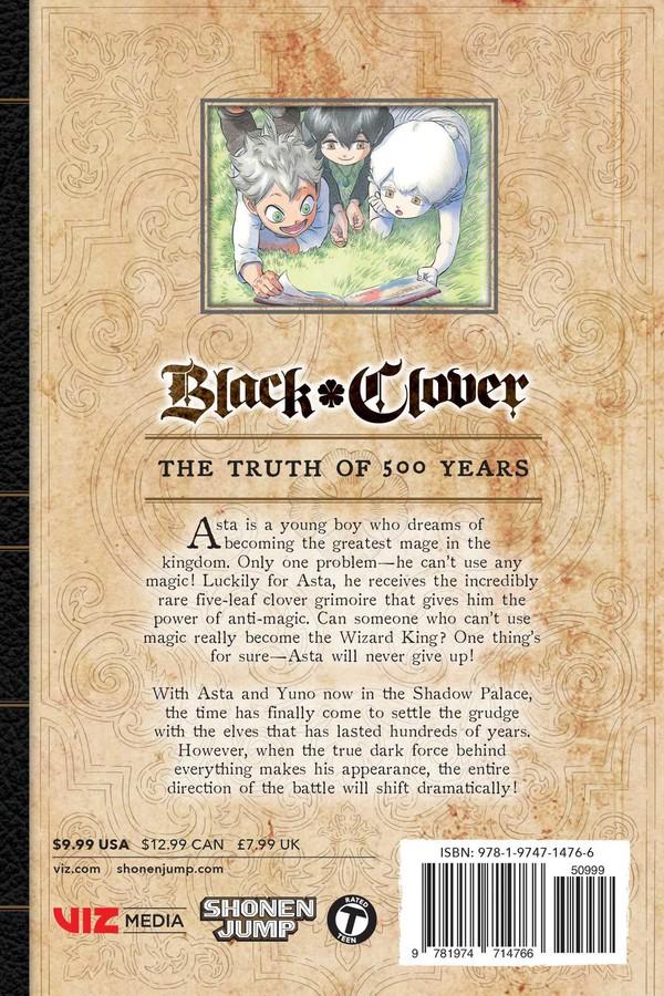Black Clover Manga Volume 21