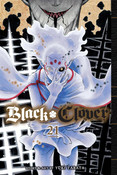 Black Clover Manga Volume 21