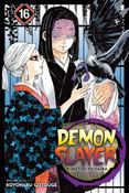Demon Slayer Kimetsu no Yaiba Manga Volume 16
