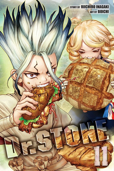 Dr. STONE Manga Volume 11