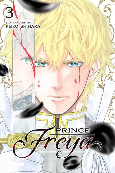 Prince Freya Manga Volume 3