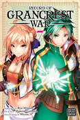Record of Grancrest War Manga Volume 7