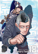 Golden Kamuy Manga Volume 18
