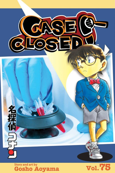 Case Closed Manga Volume 75
