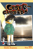Case Closed Manga Volume 77