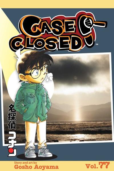 Case Closed Manga Volume 77
