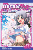 Hayate The Combat Butler Manga Volume 36