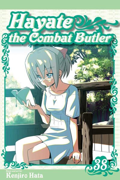 Hayate the Combat Butler Manga Volume 38