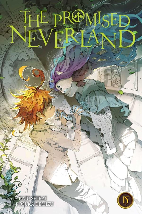 The Promised Neverland Manga Volume 15