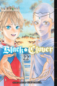 Black Clover Manga Volume 22