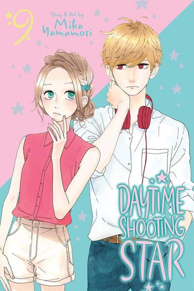 Daytime Shooting Star Manga Volume 9