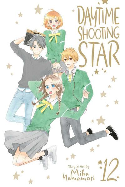 Daytime Shooting Star Manga Volume 12