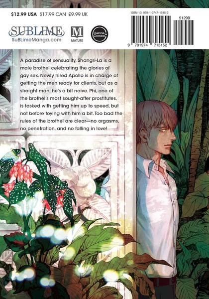 Birds of Shangri-La Manga Volume 1