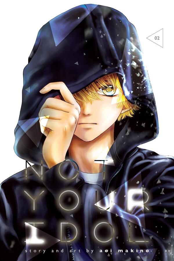 Not Your Idol Manga Volume 2