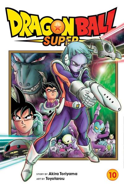 Dragon Ball Super Manga Volume 10