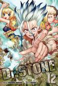 Dr. STONE Manga Volume 12